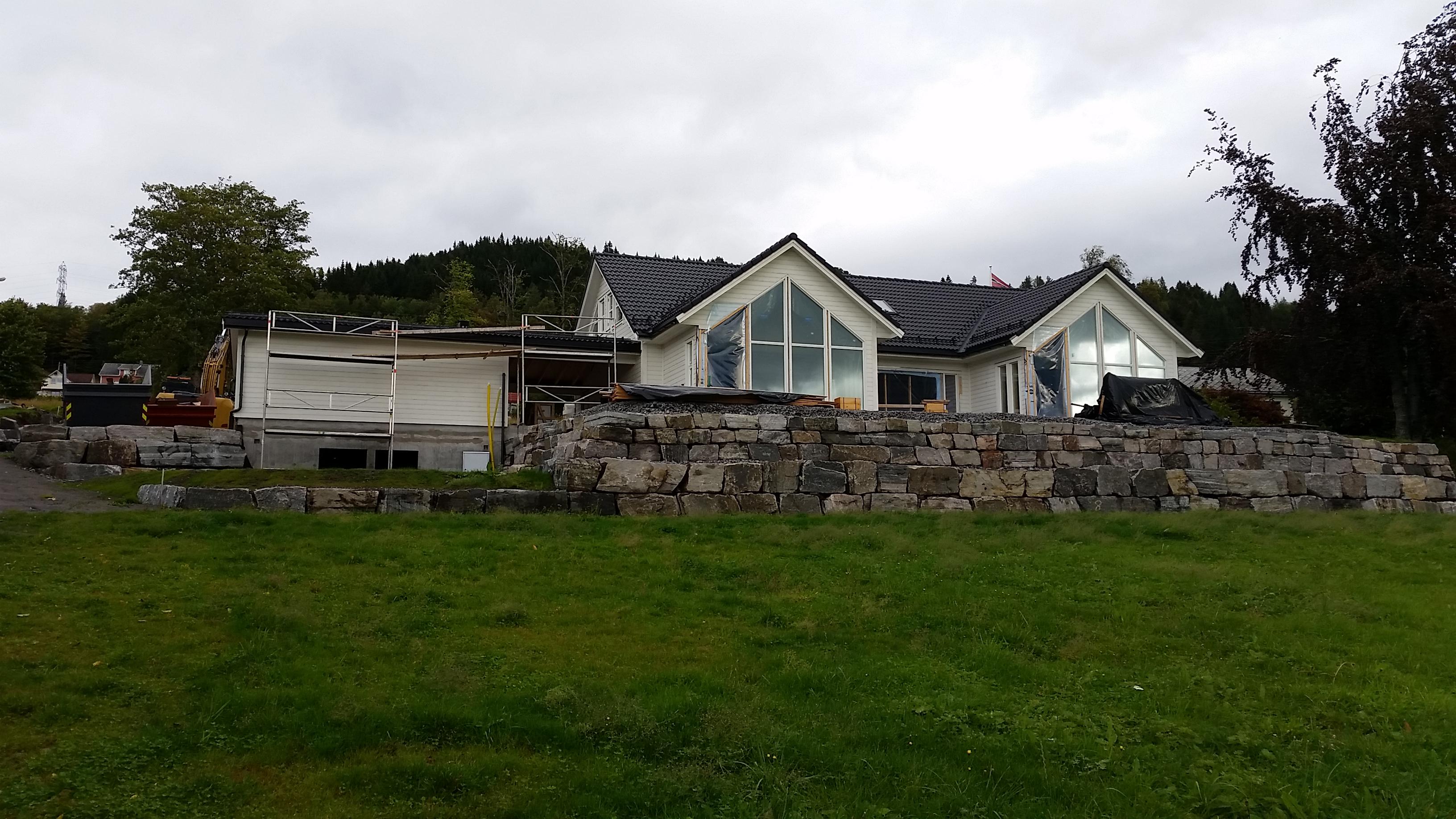 Hus tomt Skodje